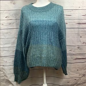 Wild Fable Ombré Sweater
